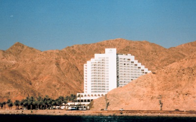 Princess Hotel in Eilat, Israel